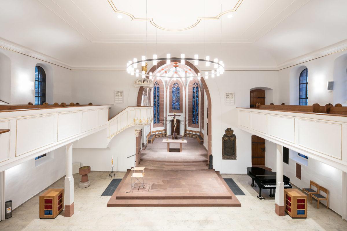 Ev. Kirche Hornberg