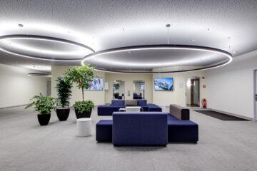 Bürogebäude Condair