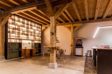 Destillerie der Draft Brüder in Winterthur